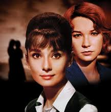 The Children's Hour  1961  Starring Audrey Hepburn. Shirley MacLaine, and James Garner  MGM  Based on the play by Lillian Hellman